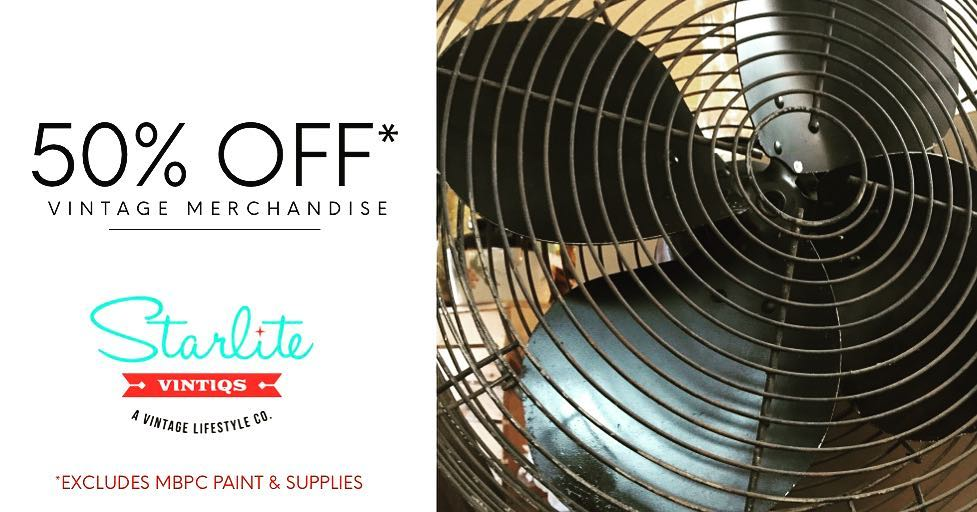 Vintage Fans Available at @memoriesntreasures in Keller. #buymorevintage